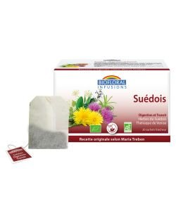 Infusions Suédois