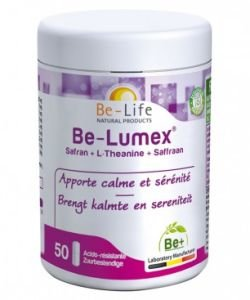 be-Lumex (Safran + L-Theanine), 50 gélules