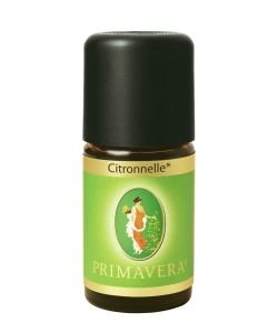 Citronnelle BIO, 5 ml