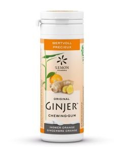 Chewing-gums Ginjer - Orange