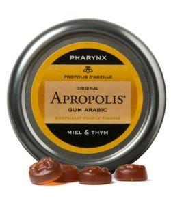 """Pastilles """"Gum Arabic"""" propolis-miel - thym"""
