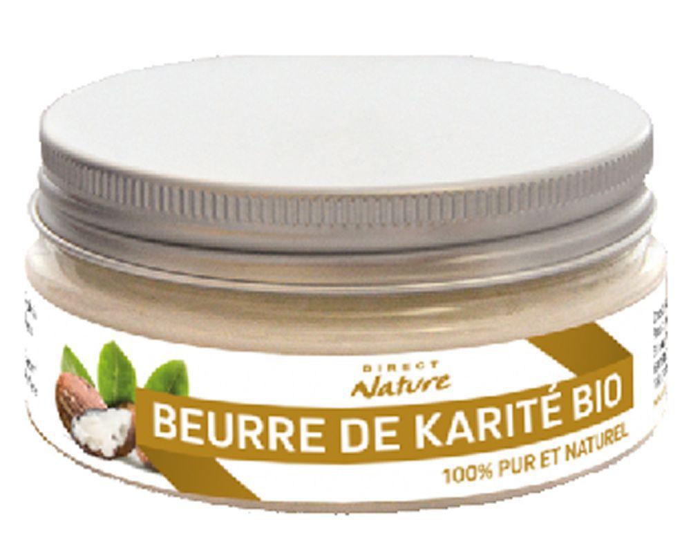beurre de karité bio pur