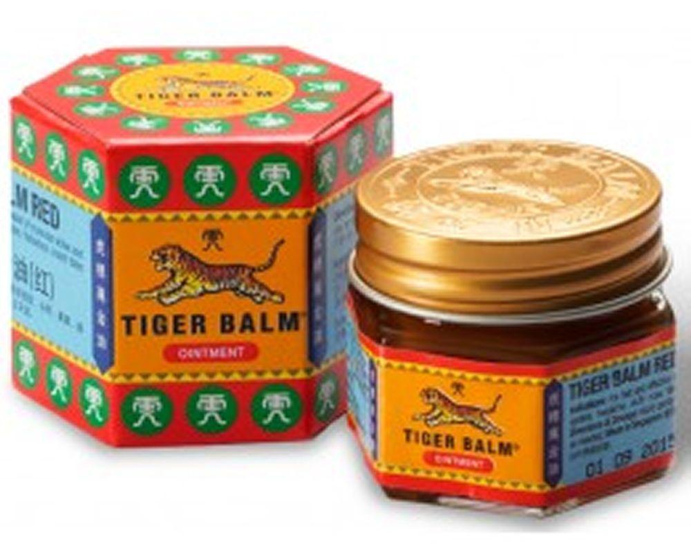 Baume du Tigre Rouge - 30g - Tiger Balm