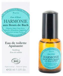 harmony water elixir bach flowers 30ml elixir co