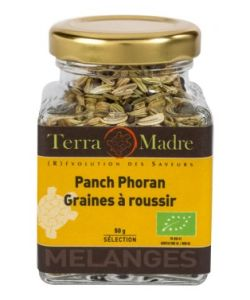 Panch phoran seeds to be turned russet terra madre 50g for Aroma indian cuisine coupon