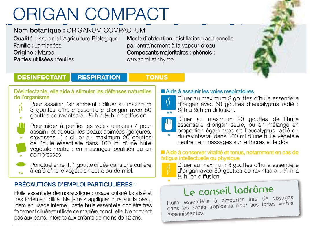 HE Origan compact