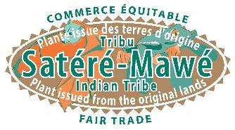 logo Sateré Mawé