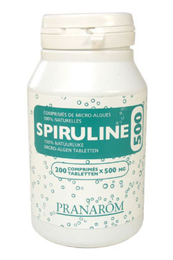 spiruline bienfaits effets secondaires