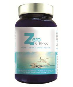 zero stress compl ment alimentaire bio 60 g l mint e health laboratories. Black Bedroom Furniture Sets. Home Design Ideas