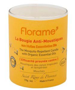 bougie anti moustiques florame 170 g. Black Bedroom Furniture Sets. Home Design Ideas