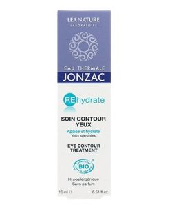 soin contour yeux rehydrate bio eau thermale jonzac 15 ml. Black Bedroom Furniture Sets. Home Design Ideas