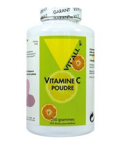 vitamine c en poudre 250 g vit 39 all. Black Bedroom Furniture Sets. Home Design Ideas