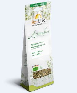 passiflore plante bio infusions d coctions be life 50g. Black Bedroom Furniture Sets. Home Design Ideas