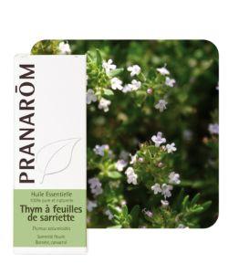 huiles essentielles naturelles thym feuilles de sarriette thymus satureioides pranarom. Black Bedroom Furniture Sets. Home Design Ideas