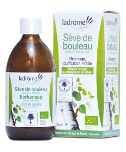 s ve de bouleau bio cure de changement de saison 500ml ladr me. Black Bedroom Furniture Sets. Home Design Ideas