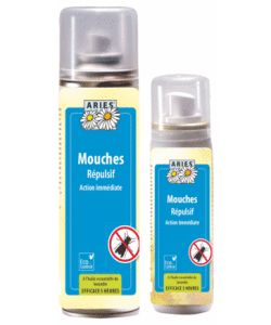 Mouches r pulsif aries 200 ml for Anti mouches maison