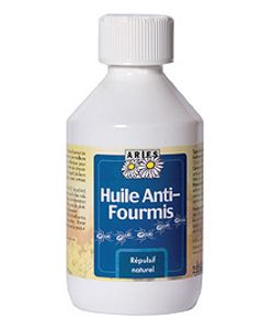 Huile anti fourmis aries 250 ml for Anti fourmis naturel jardin