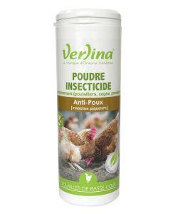 Poudre insecticide environnement anti poux verlina 150 g for Anti poux maison