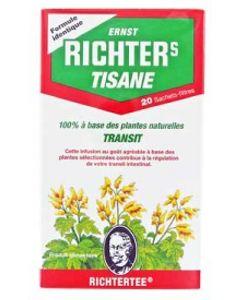 Ernst Richter herbal tea - Transit (20 bags) Naturwaren