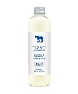 Apr s shampooing au lait de jument bio chevalait 250 ml for Apres shampooing maison