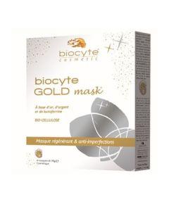 gold mask biocyte 4 masques. Black Bedroom Furniture Sets. Home Design Ideas