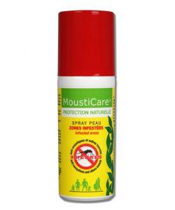 spray anti moustique pour la peau pour zones infest es mousticare. Black Bedroom Furniture Sets. Home Design Ideas