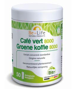 Café Vert 8000 - Bio - 50 gélules - Be-Life