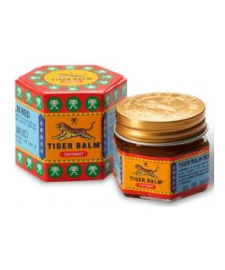 baume du tigre rouge 30g tiger balm. Black Bedroom Furniture Sets. Home Design Ideas